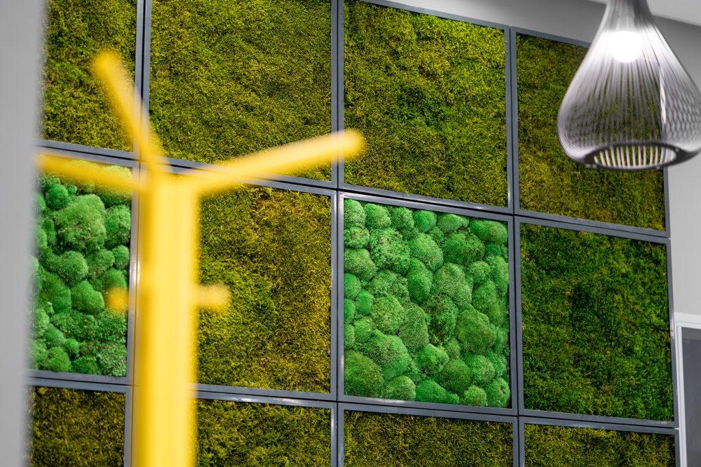 Zöldebb iroda – nagyobb produktivitás